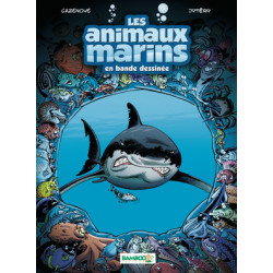 BD Les Animaux marins - Tome 1