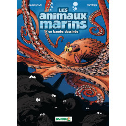 BD Les Animaux marins - Tome 2