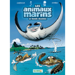 BD Les Animaux marins - Tome 3