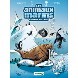 BD Les Animaux marins - Tome 4