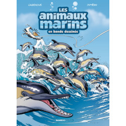 BD Les Animaux marins - Tome 5