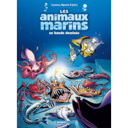 BD Les Animaux marins - Tome 6